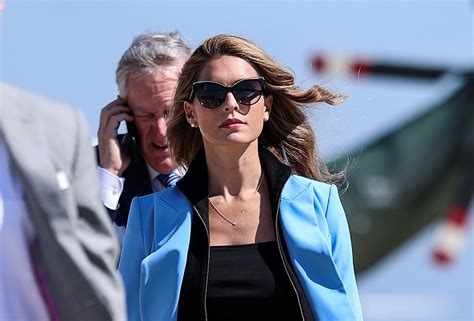 Hope Hicks landed lucrative gigs after her first stint at ...