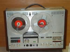 Magnetophon 204ts E4 M204ts Vierspur R-player Telefunken