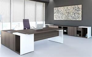 Bureau Contemporain Design : bureau direction myto ~ Teatrodelosmanantiales.com Idées de Décoration