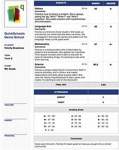 fantastic report cards templates crest resume ideas With template for student management system
