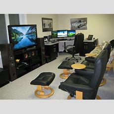 Comfortable Computer Room Ideas At Home Stylish Computer