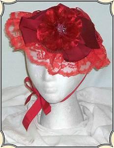 Ladies Dainty Civil War Bonnet