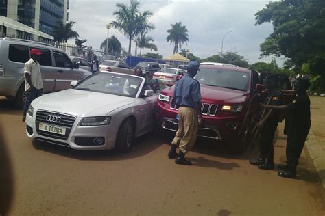 Troubled Nssf Boss Ssali Involved In Car Accident