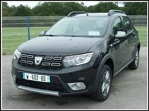 Occasion Dacia : voiture dacia sandero stepway d occasion ~ Gottalentnigeria.com Avis de Voitures