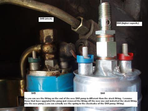 bosch  fuel pump   rennlist porsche discussion