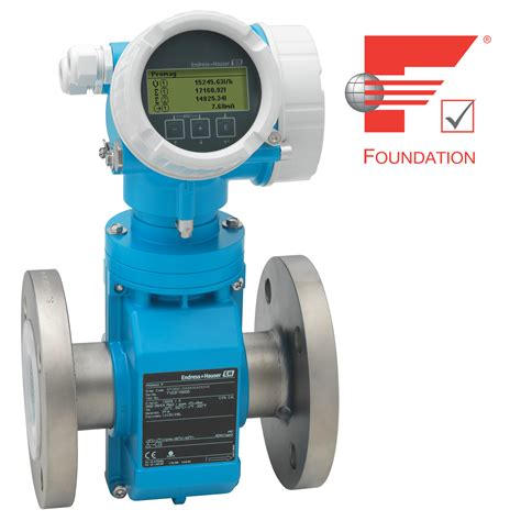 Endress+hauser's Proline Promag 200 Mag Meter Meets