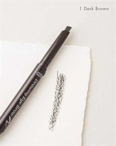 Asli Etude Drawing Eyebrow drawing eyebrow pencil by etude house soko glam