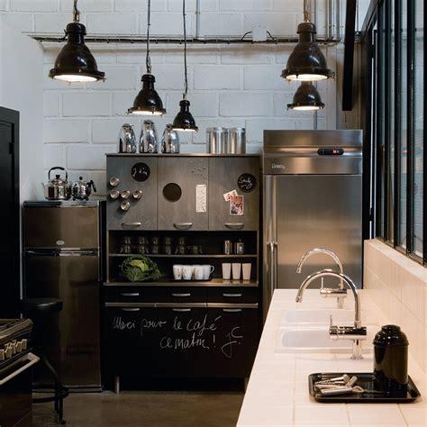 cuisine industrielle design détournement d 39 objet maison