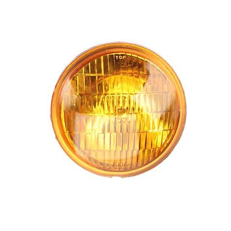 replacement 12 volt vintage style fog light bulb lens