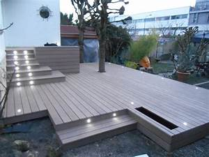 prix d une terrasse bois 4 terrasse bois ou composite With prix terrasse bois posee
