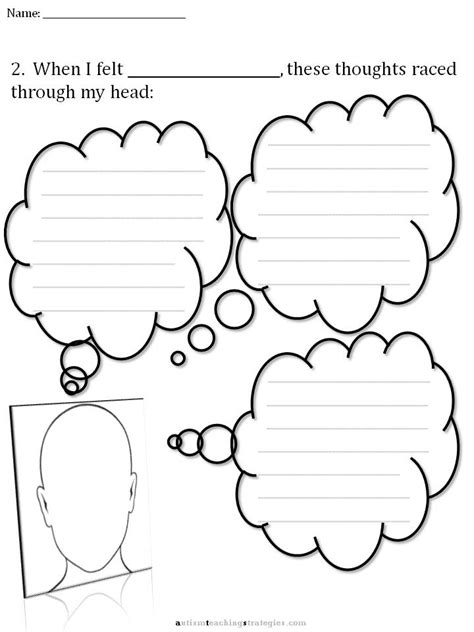 Cognitivebehavioral Therapy Teaching Materials For Children With High Functioning Autism Seven