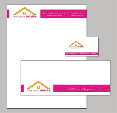 letter head  business card design