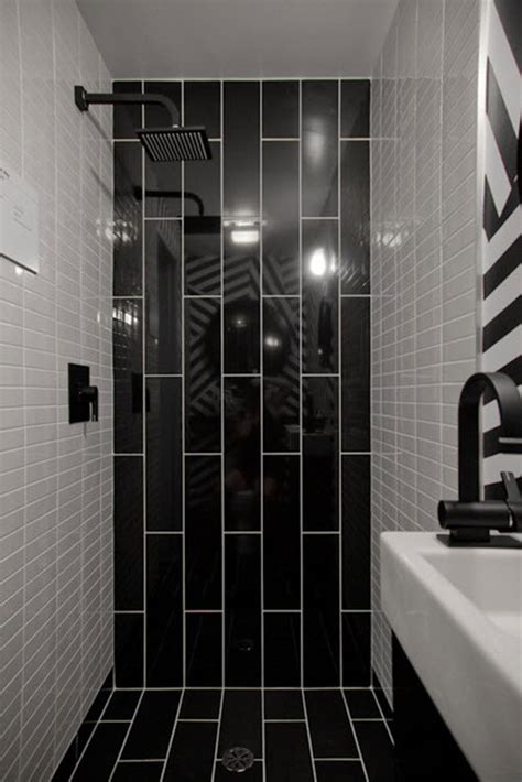 black white bathrooms ideas 30 small black and white bathroom tiles ideas and pictures