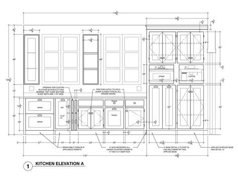 Kitchen Cabinets Interior by Kitchen Elevation Ideas Usa Architectural Rendering Services