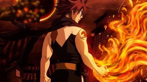 fairy tail natsu  atlas flame dragon blazing dance