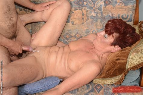 Beautiful Granny Angela Reed Enjoys Hardcore Sex With Her