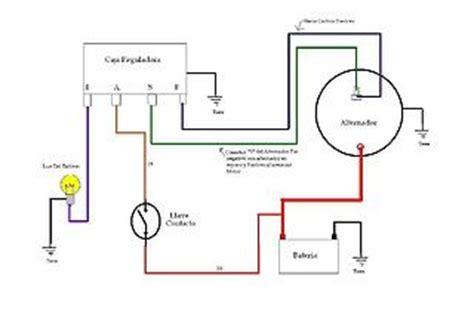 caja reguladora 4 pines o 4 salidas externa identi