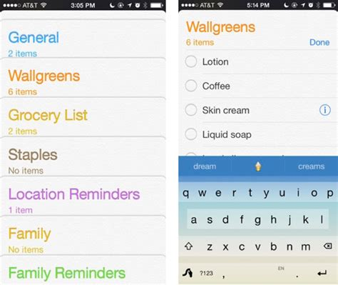 reminder app for iphone put iphone reminders to better use with the right apps tips