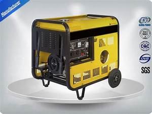 Manual Starter Quiet Portable Generator