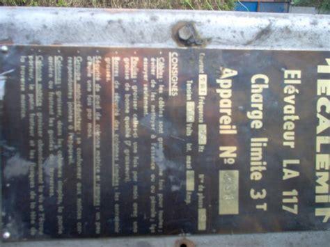pendulette de bureau troc echange pont elevateur tecalemit 4 colones sur