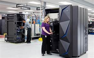 IBM Z mainframe brings end-to-end encryption to all your ...