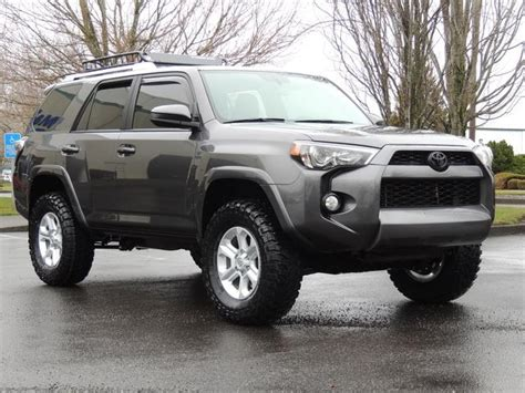 """Maybe you would like to learn more about one of these? 2016 Toyota 4Runner SR5 4.0L 4WD 1-OWNER LIFTED 33"""" 19,680 ..."""