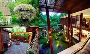 Idée Jardin Zen : 41 id es pour transformer votre ext rieur en jardin zen des id es ~ Dallasstarsshop.com Idées de Décoration