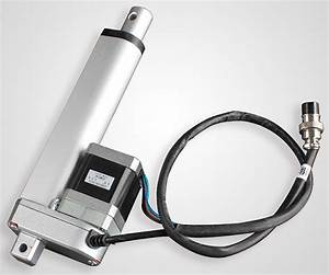 9-36v Dc Stepper Motor Linear Actuator