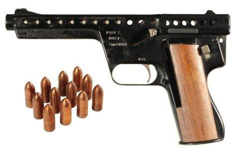 Rare Mark I Model B 13mm Gyrojet Pistol & Ammo Ffl