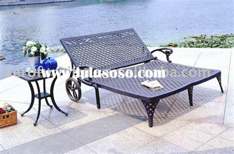 cast aluminum cast aluminum garden furniture