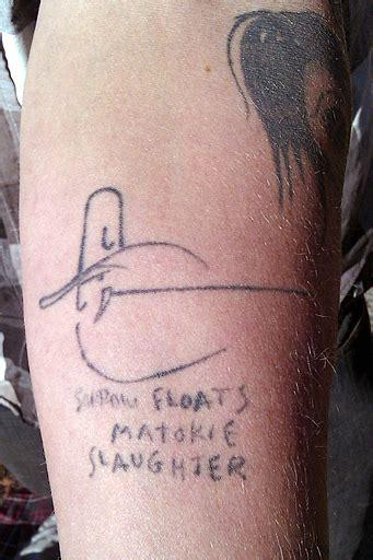 Railroad Tattoos - part 5