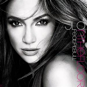 jennifer lopez on the floor album cover With jennifer lopez on the floor album cover