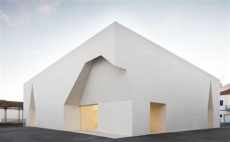 La Arquitectura Como Escultura De Aires Mateus