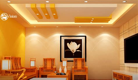 false ceiling  vision  interior designers
