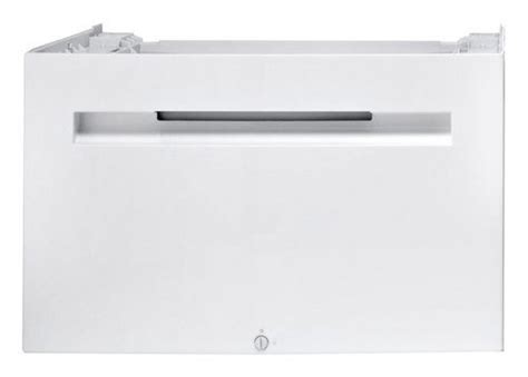 Bosch Axxis Dryer Laundry Pedestal With Storage Drawer