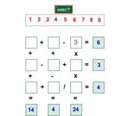 Juegos Matemáticos Geogebra