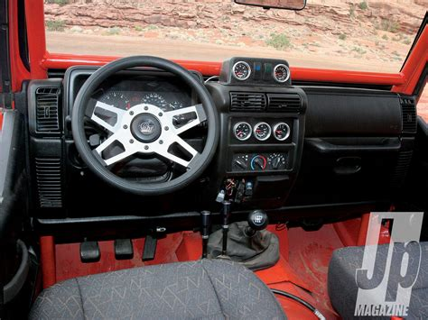 Jeep Tj Interior Parts