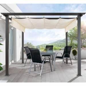 Terrassen Pavillon Wasserdicht : gartenpavillon metall ~ Frokenaadalensverden.com Haus und Dekorationen