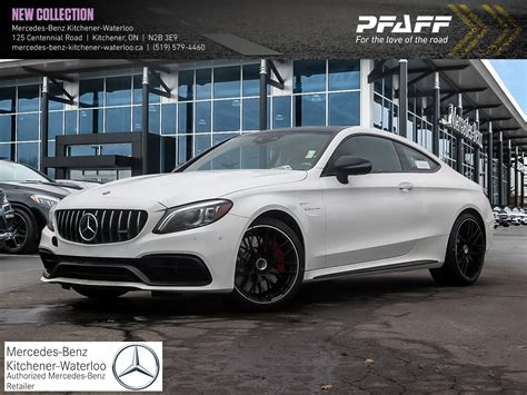 We analyze millions of used cars daily. New 2020 Mercedes-Benz C63 S AMG Coupe 2-Door Coupe in Kitchener #39623 | Mercedes-Benz ...