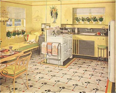 1940s kitchen flooring the beautiful world of 1940s linoleum flooring the 1031