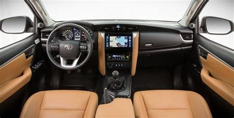 toyota fortuner interior powertrain specs toyota