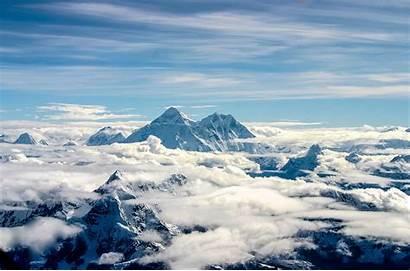 Everest Mount Wallpapers Aerial Screensavers Mountain Desktop
