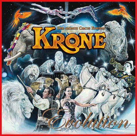Interessante Ideenunterarm Krone by Circus Krone