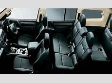 2015 Mitsubishi Pajero Review, Interior, Pictures, Price