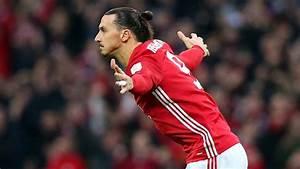 Zlatan Ibrahimovic Manchester United 2017 - Goal.com