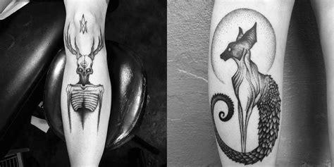 Placide Avantia Tattoos The Dark Aesthetics Nature