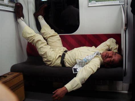 Pakajunk Drunk Japanese Salaryman
