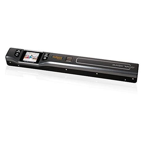 vupoint st compact magic wand scanner  color