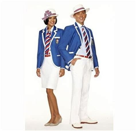 OLYMPIC STYLE.....London Summer Olympics 2012 Opening Ceremony Uniforms of the World | Nick Verreos
