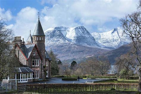 fantastic winter break ideas  scotland visitscotland